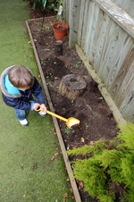 sustainable playgrounds - natural play free parts digging areas